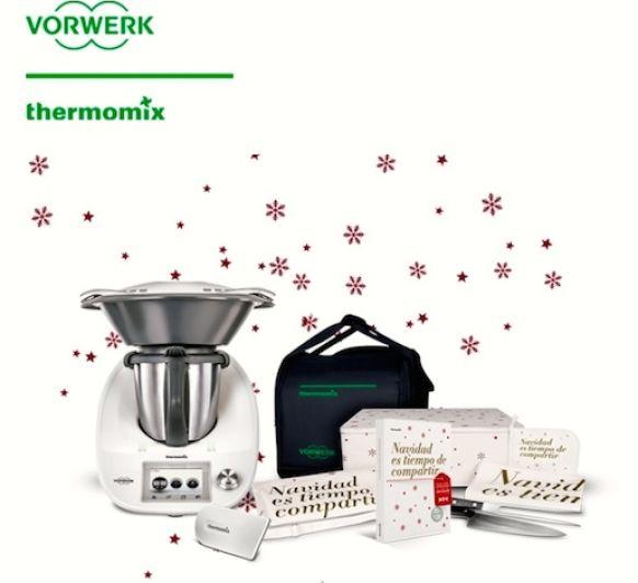 Thermomix® blanca navidad
