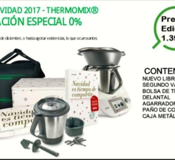 Thermomix® Edición Especial Navidad 0% sin intereses