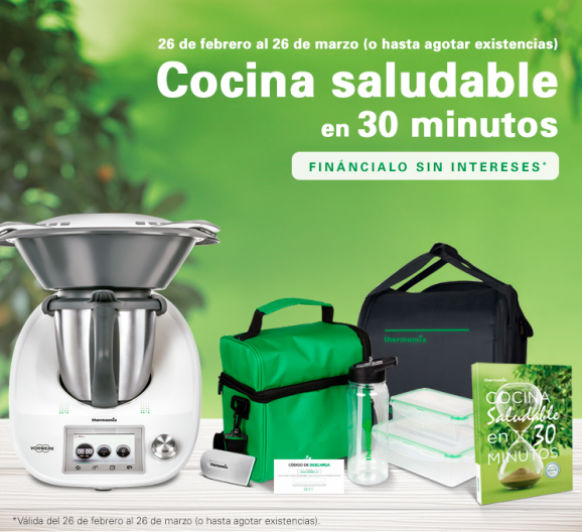 COMPRAR Thermomix® SIN INTERESES !. 0%