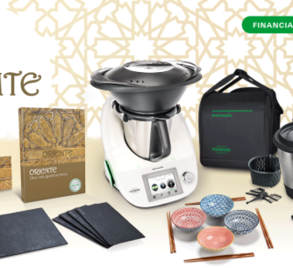 Consigue Thermomix® sin INTERESES