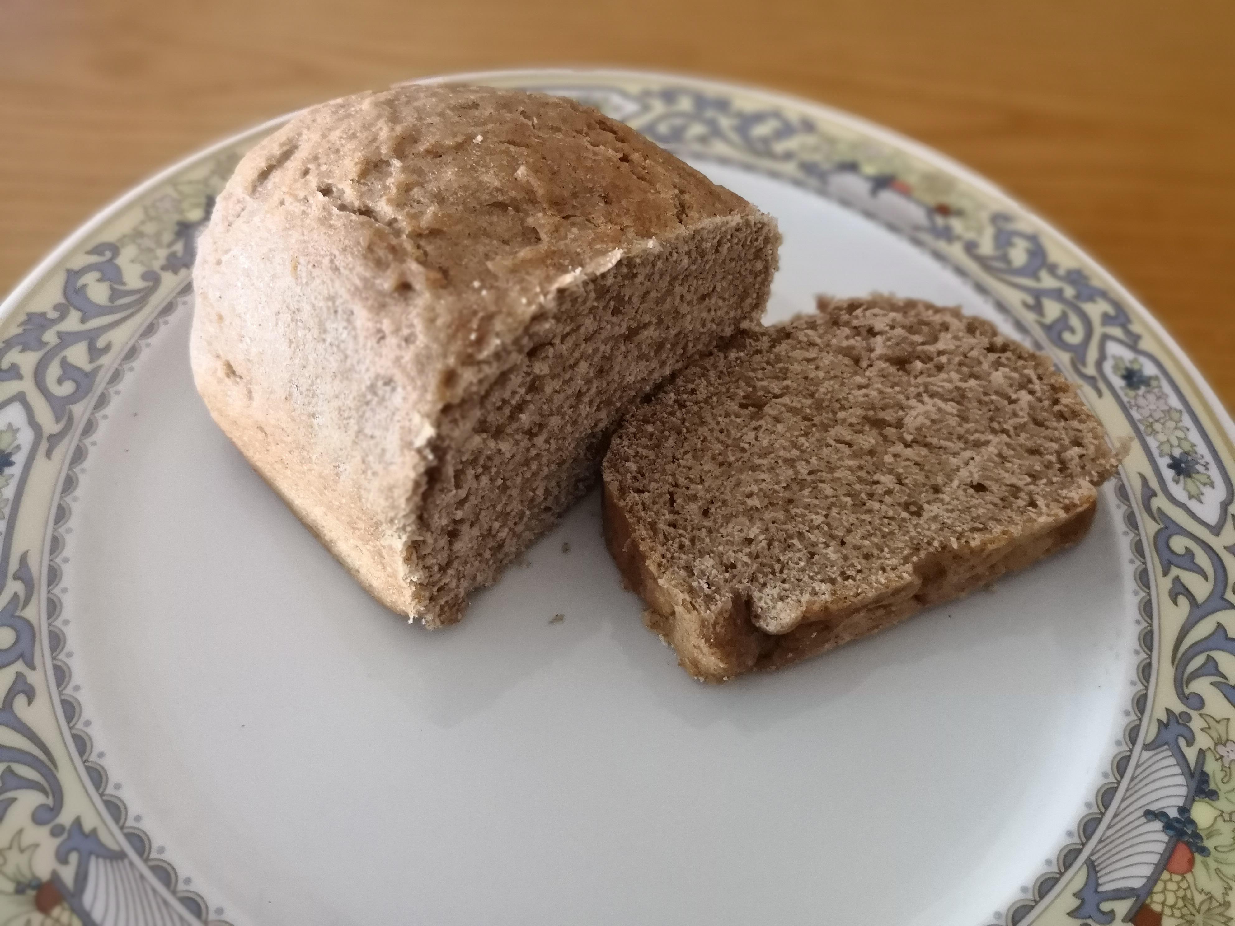 Receta pan de molde de espelta integral