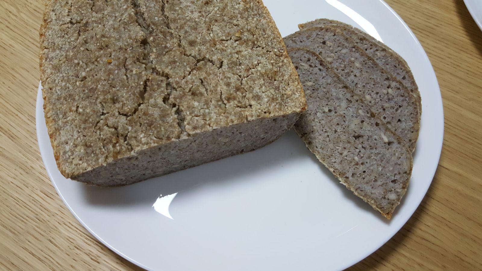 Sin thermomix de harina trigo avena de pan