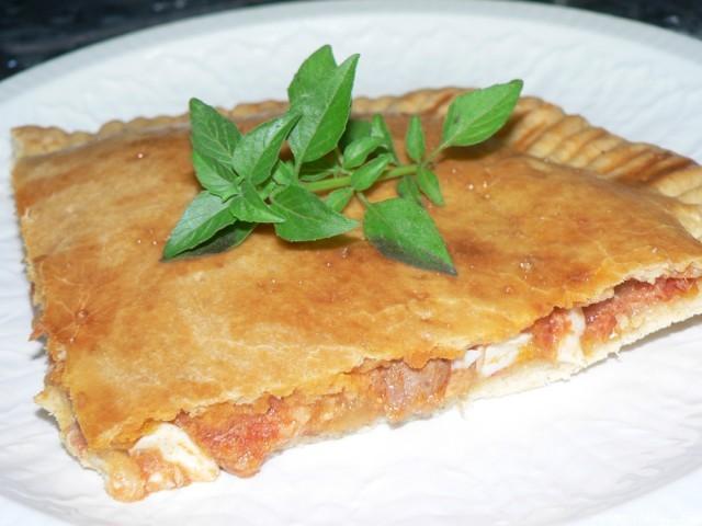 Empanada de atún o bonito (masa aligerada) Thermomix®