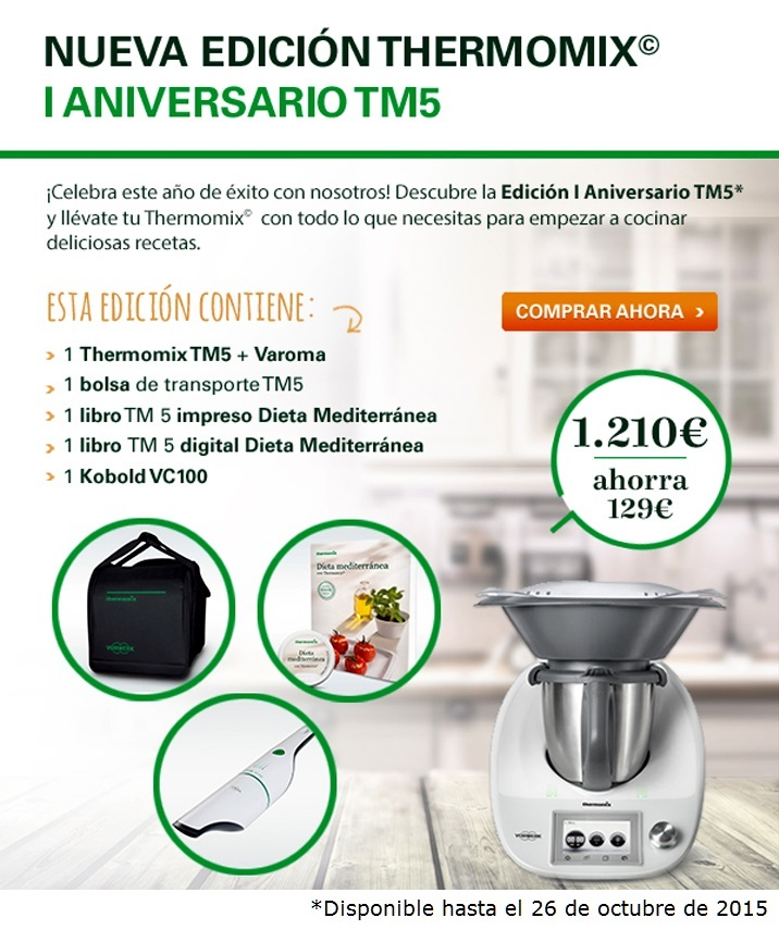 Edición I Aniversario Tm5