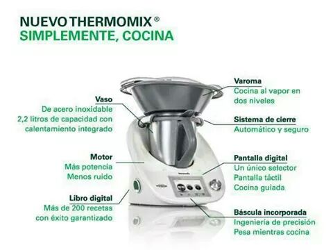 Nuevo Thermomix® ..TM5!!!