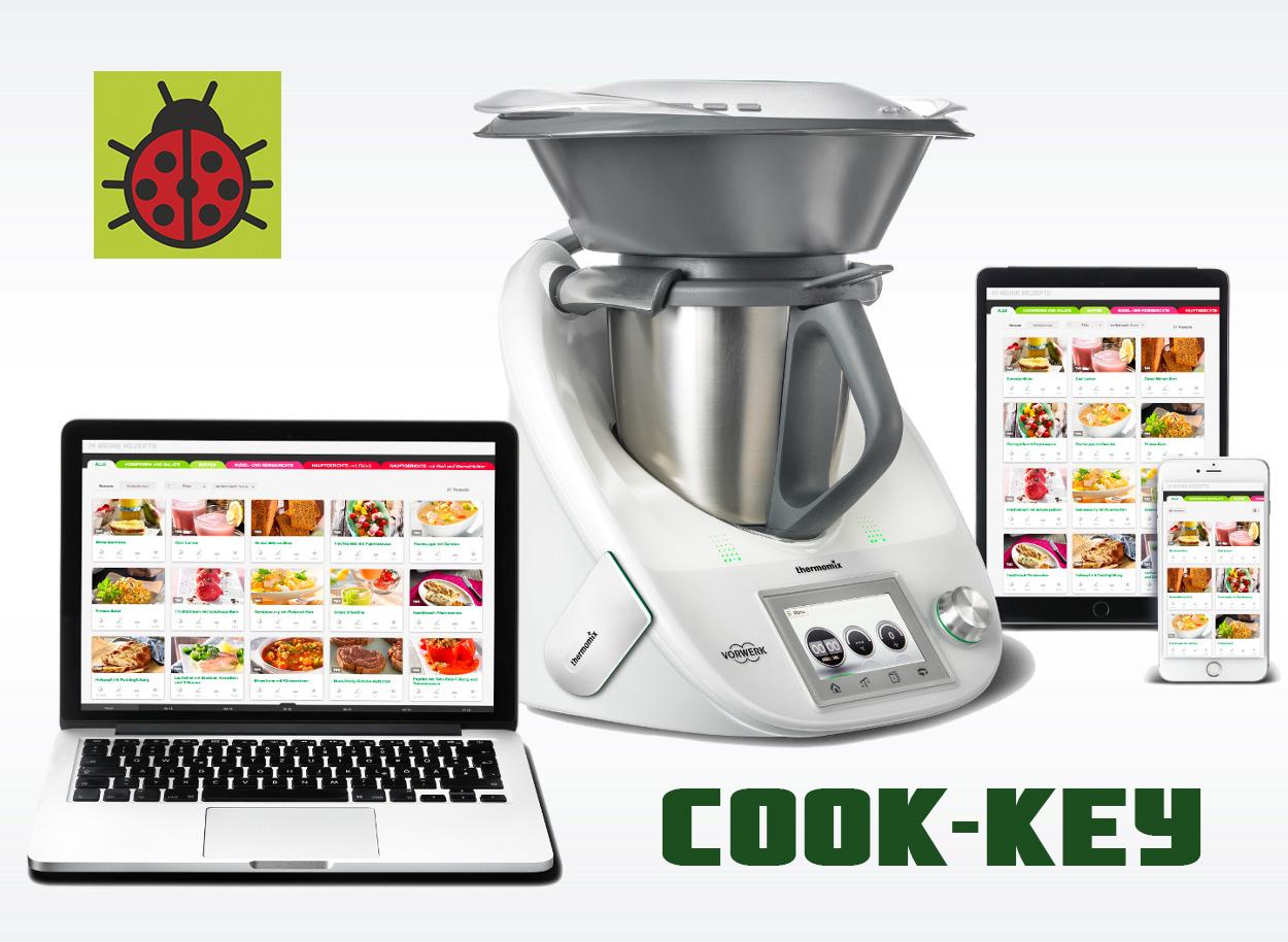 Thermomix® + Bolsa + Cook-key desde 55'78€ al mes.
