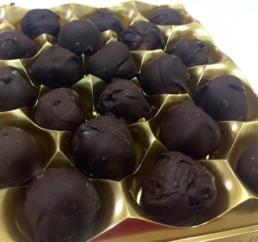 Bombones de avellana, almendra y chocolate ¡Vas a disfrutar!