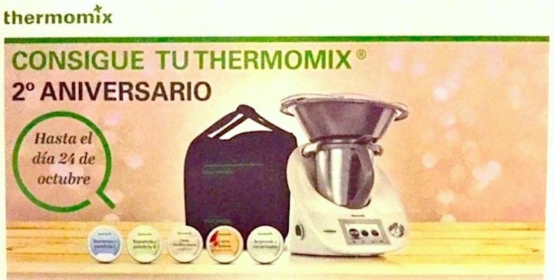 Thermomix® 2º ANIVERSARIO