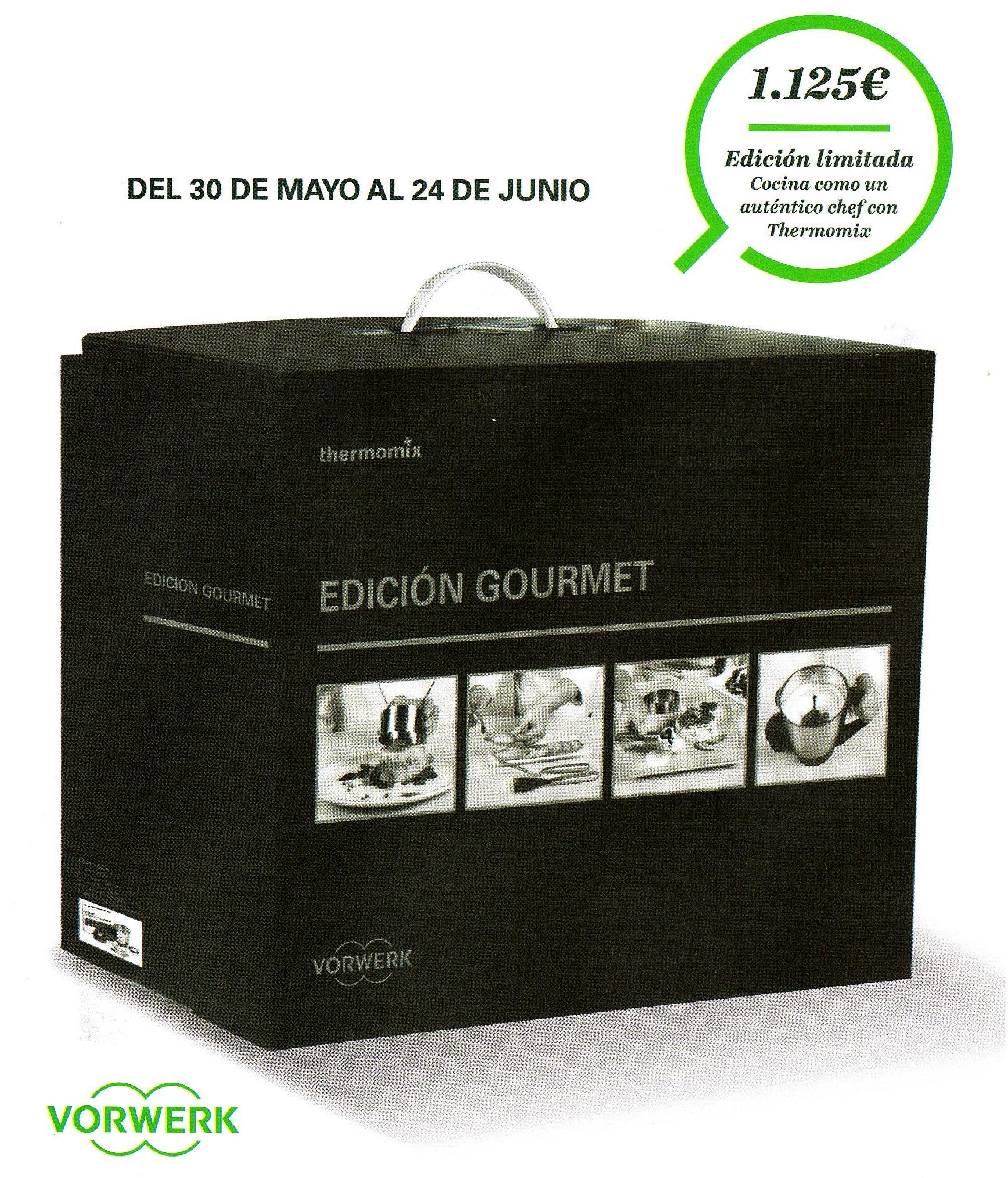 Edición Gourmet