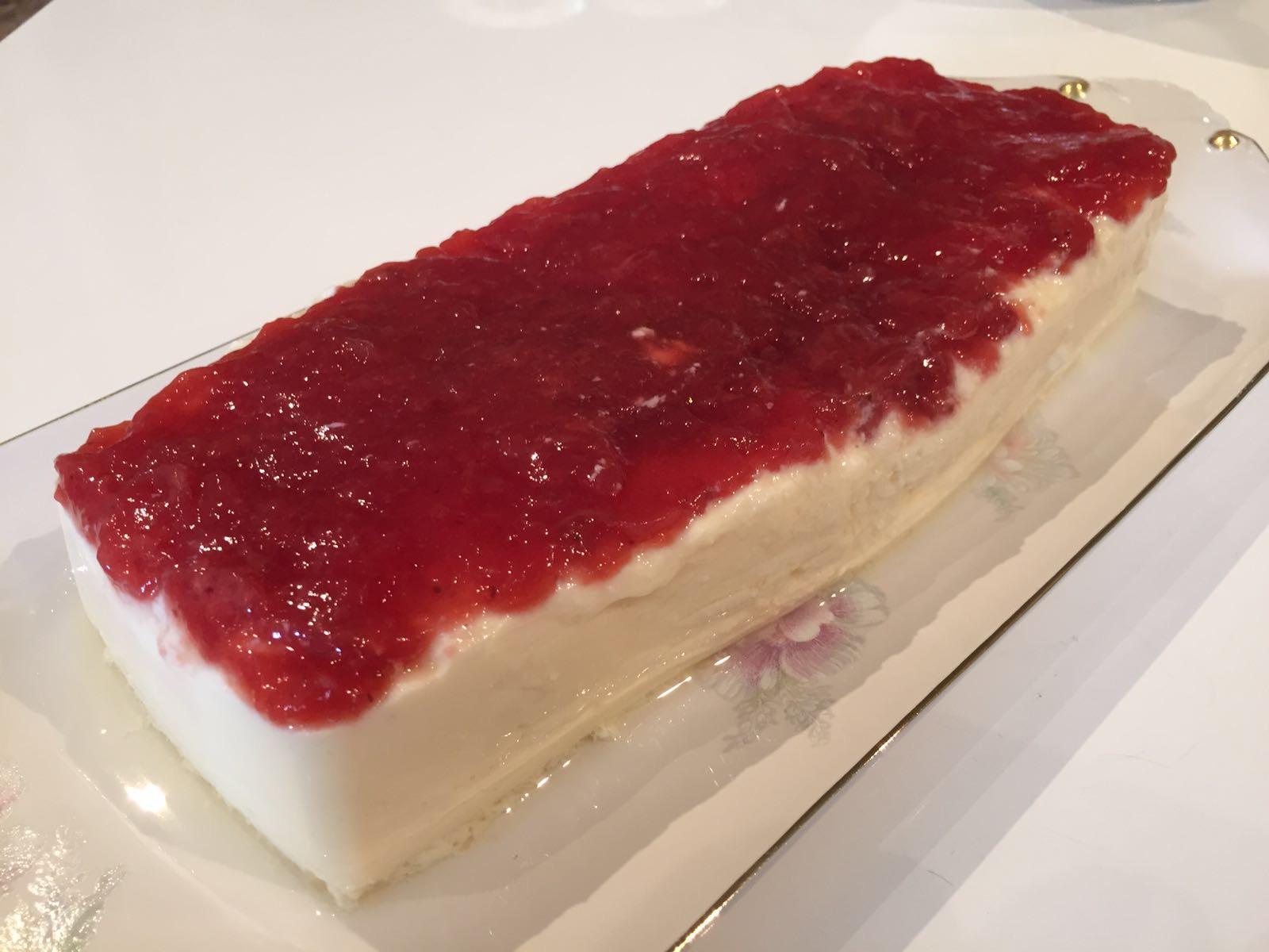 Cheesecake Ligero Thermomix®