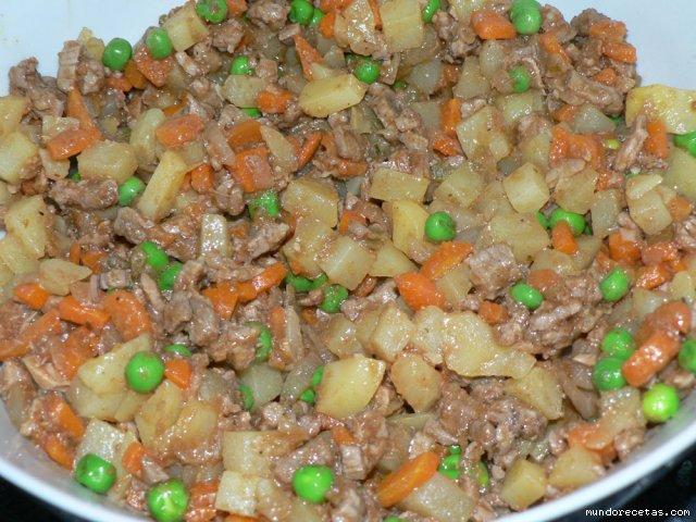 Empanadillas de carne (Bolivianas) Mjmix