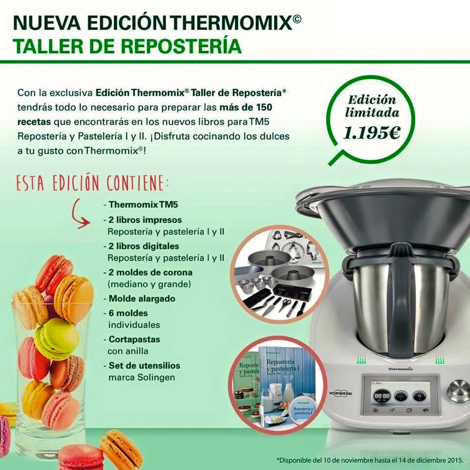 -Thermomix® ADELANTA LA NAVIDAD-