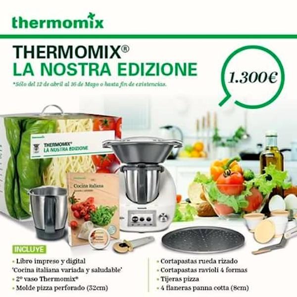 LA NOSTRA EDIZIONE, la nueva edición de Thermomix®