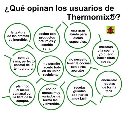 ¿Qué puede ofrecerte la Thermomix® ?
