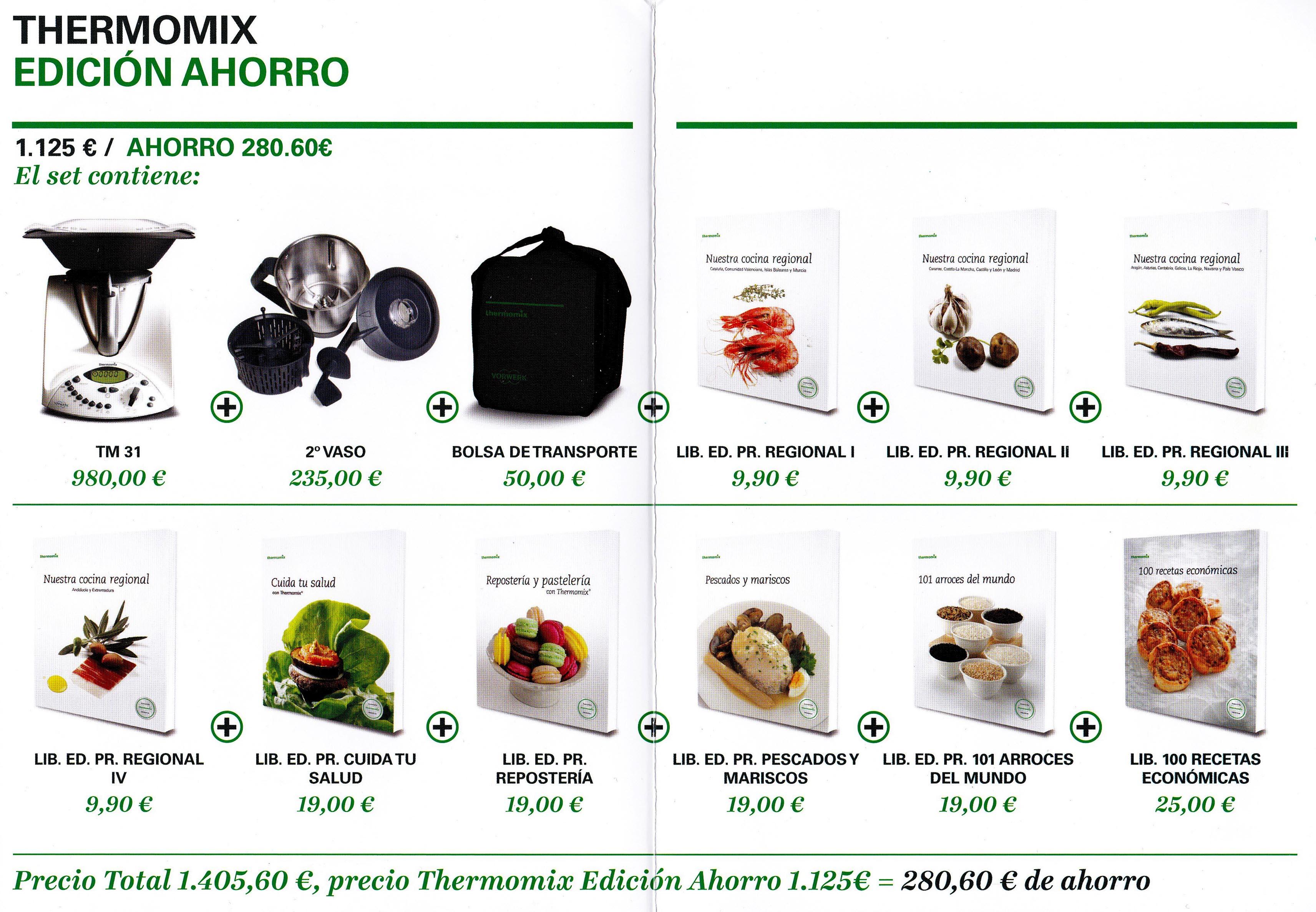 Edición Ahorro: 280,60€ de regalo!!!