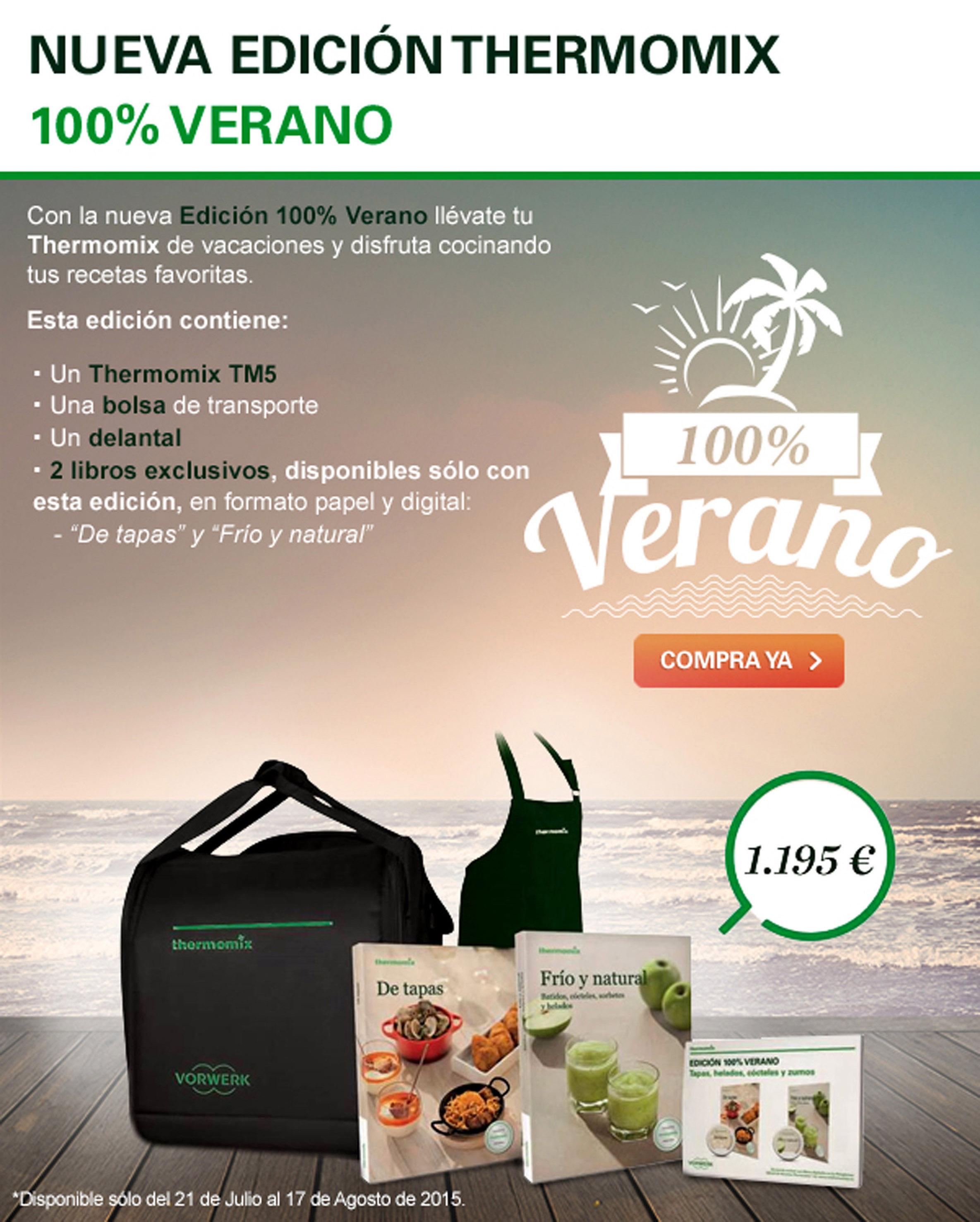 Thermomix® Edición 100% Verano