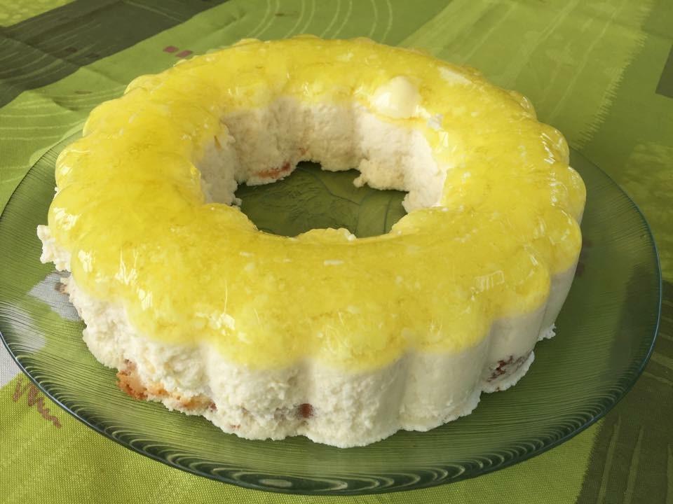 Mi tarta de limón Thermomix®