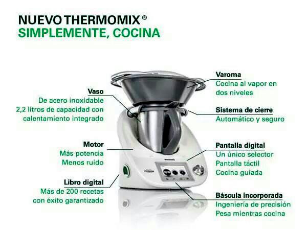 La nueva Thermomix® : TM5
