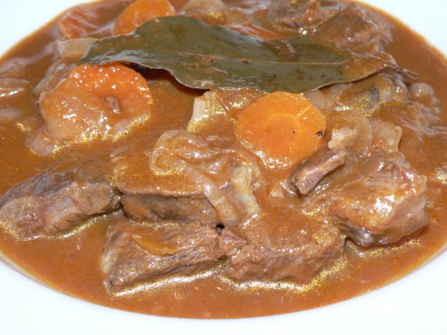 Goulash de ternera Thermomix®