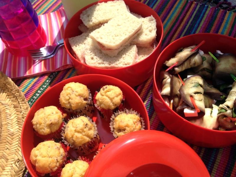 Hoy nos vamos de picnic!