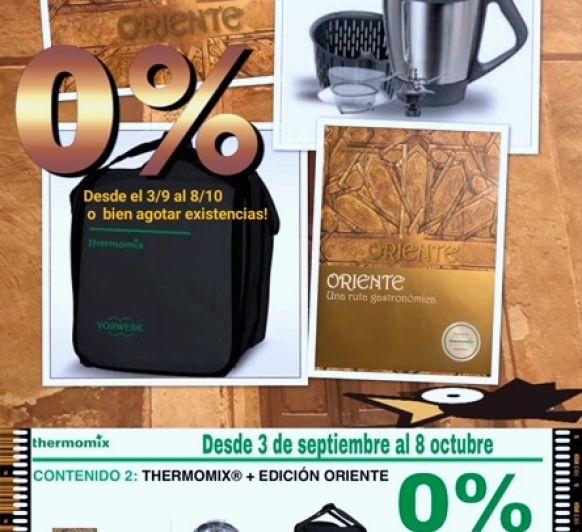 Thermomix® TM5 más: segundo vaso completo, bolsa de transporte, dos libros, accesorios todo 0% sin intereses