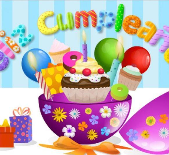 ¡¡Celebra los cumpleaños como siempre has querido!! Colaboración con AVAFAM