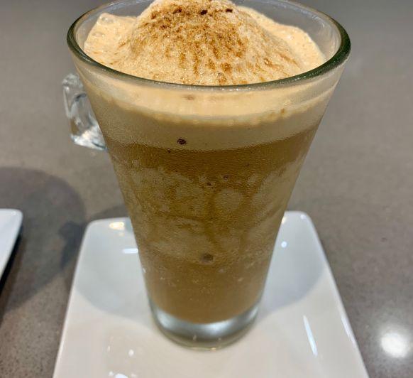 Sorbete de café express o café frappé con Thermomix®