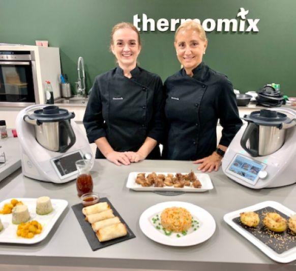 BATCH COOKING CON Thermomix® 2 TORRES 6 RECETAS - Cocina en 4 niveles