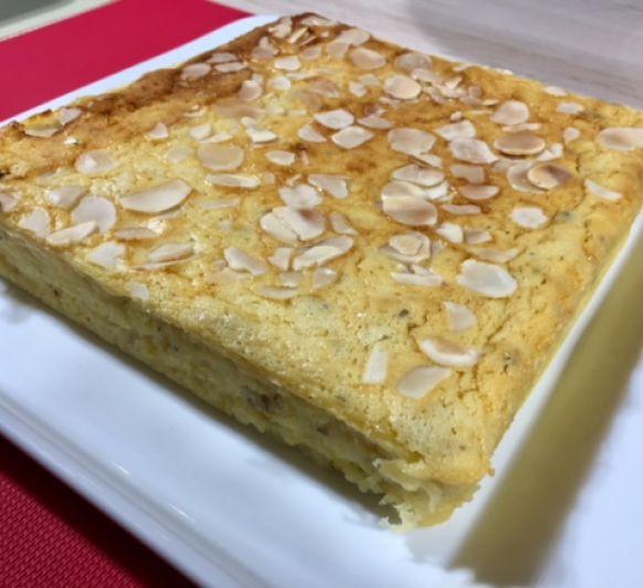 Pasteles de pistacho y coco con Thermomix®