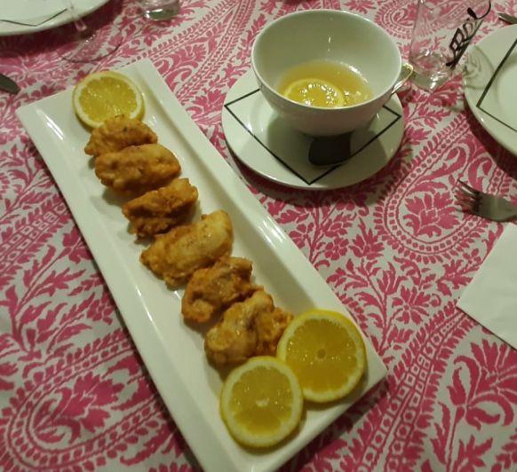 Pollo al limón (TM31, TM5, TM6)