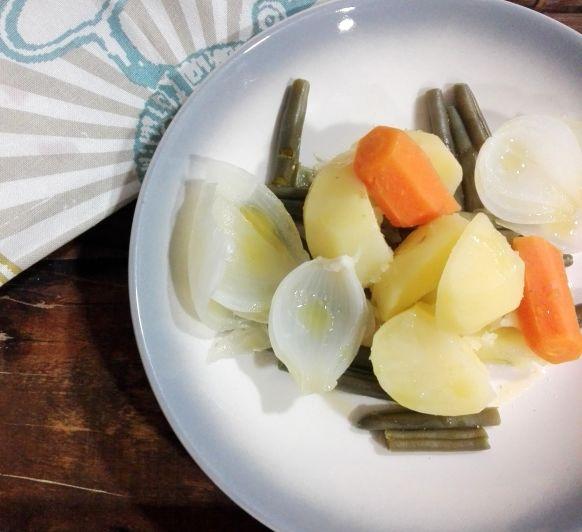 Cómo preparar hervido valenciano en Thermomix®