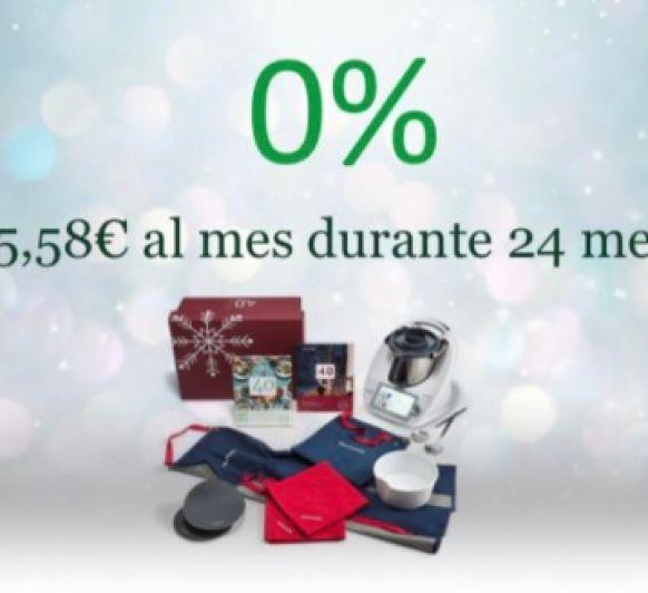 COMPRA TU Thermomix® ¡SIN INTERESES! 24 CUOTAS DE 55,58 € ¡ÚLTIMOS DÍAS!