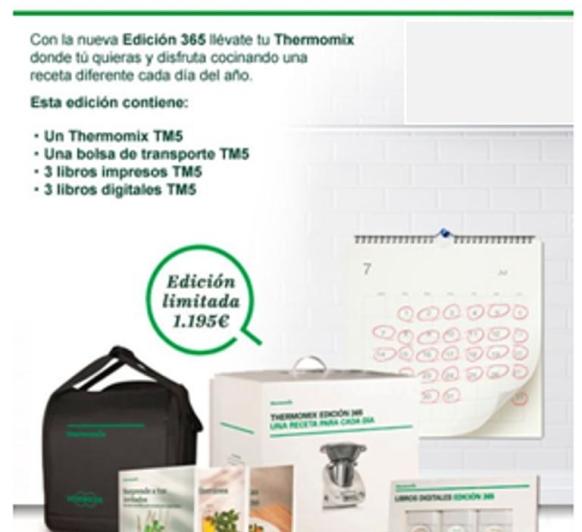 Thermomix® Edición 365 Una receta para cada día