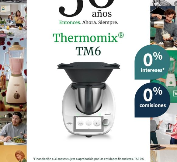 Thermomix® AL 0% INTERESES