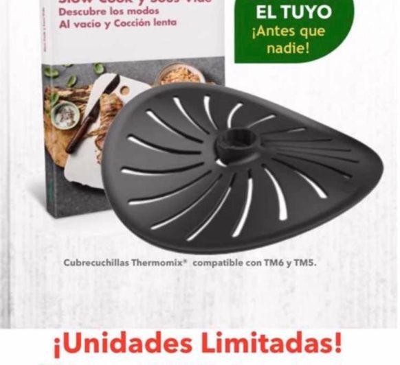 Nuevo accesorio Thermomix® : Cubrecuchillas para TM5 y TM6