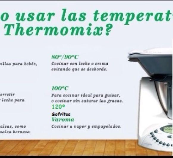 Diferencias entre temperatura 100º,120º y varoma.-0