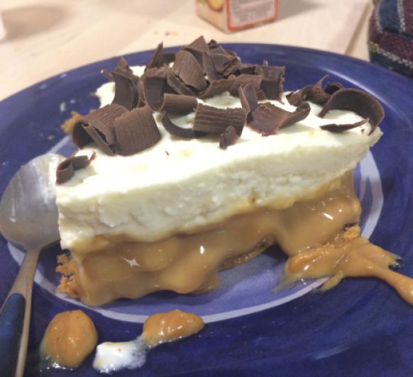 BANOFFEE PIE BY SHEYLA & HUGO CON Thermomix®