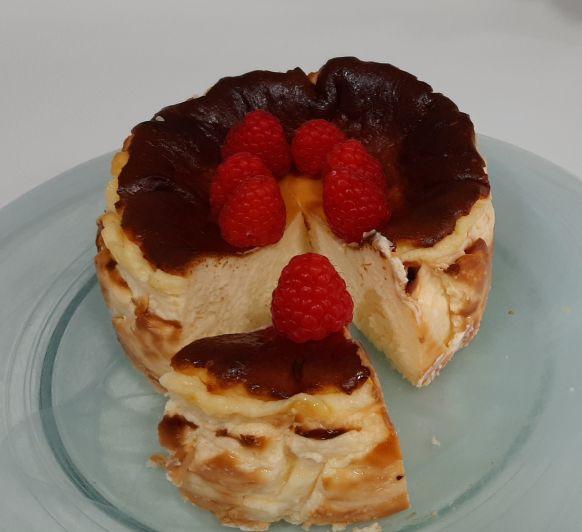 Tarta de queso estilo ''La Viña'' (TM31,TM5,TM6)