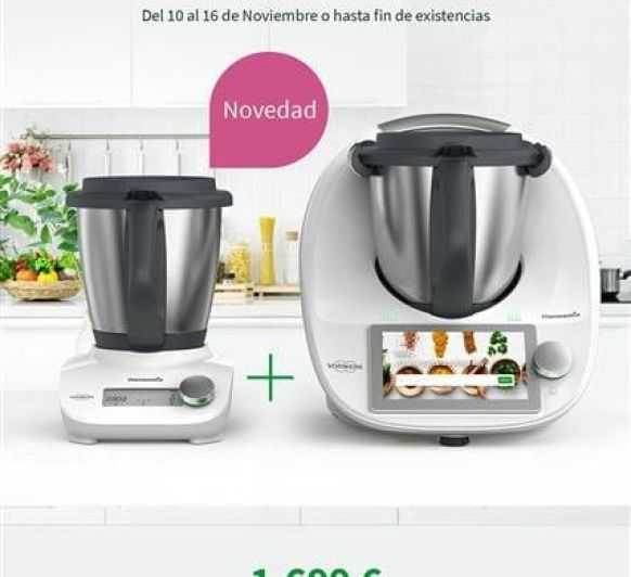 Thermomix® + Thermomix® friends