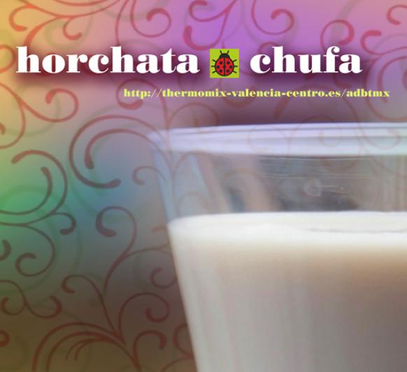 Horchata de Chufa de Valencia