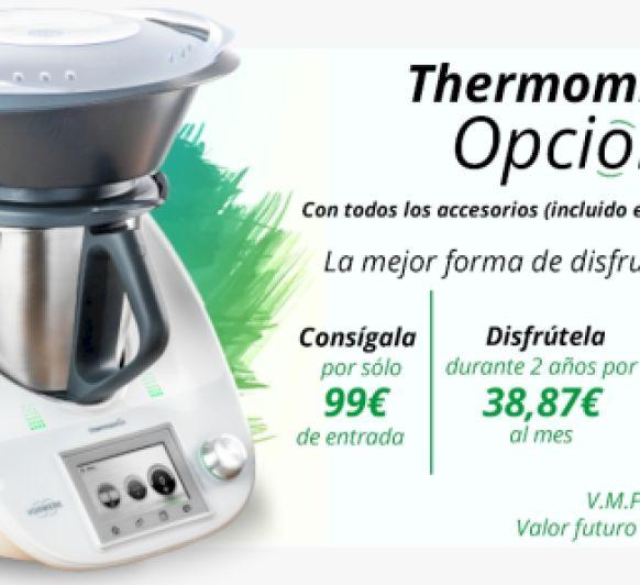 LA MEJOR MANERA DE DISFRUTAR Thermomix®
