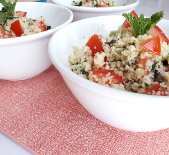 TABBULE, ensalada fresca y sabrosa ideal para el verano