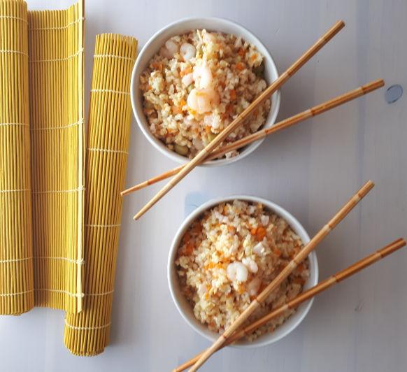 ARROZ TRES DELICIAS, un plato completo para toda la familia