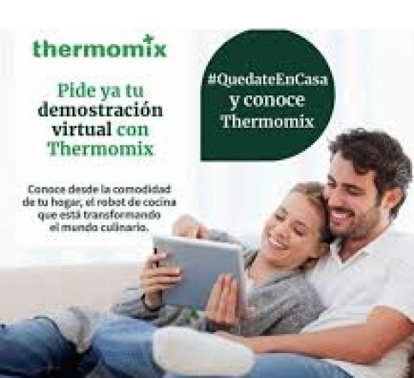 PIDE TU DEMO ON LINE Y DESCUBRE Thermomix® TM6
