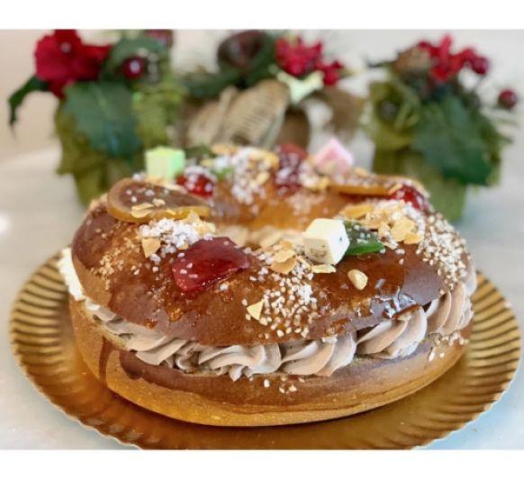 Roscón de Reyes de Ari