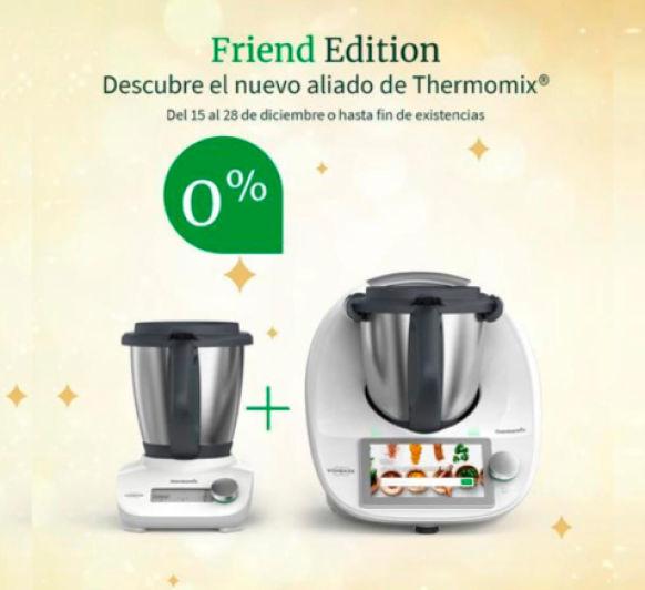 El mejor amigo del Thermomix® un segundo vaso con una base pequeña