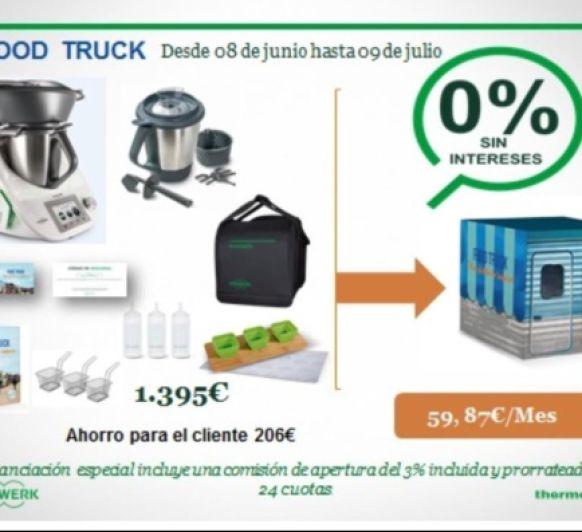 Thermomix® se moderniza ''FOOD TRUCK''