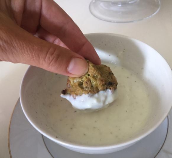 Aliño de yogur con Thermomix®