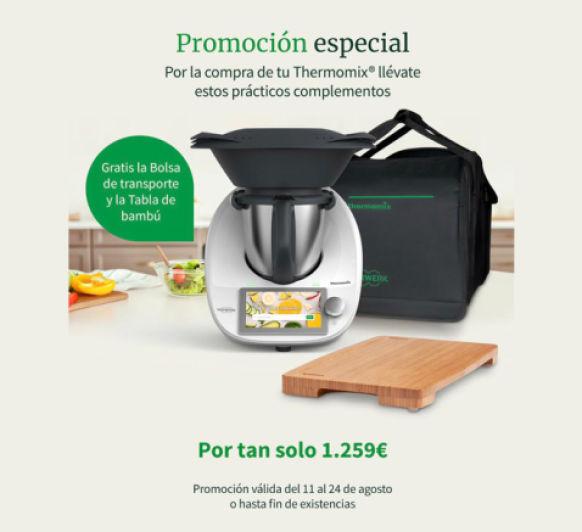 Promoción especial de Thermomix® por 1.259 €