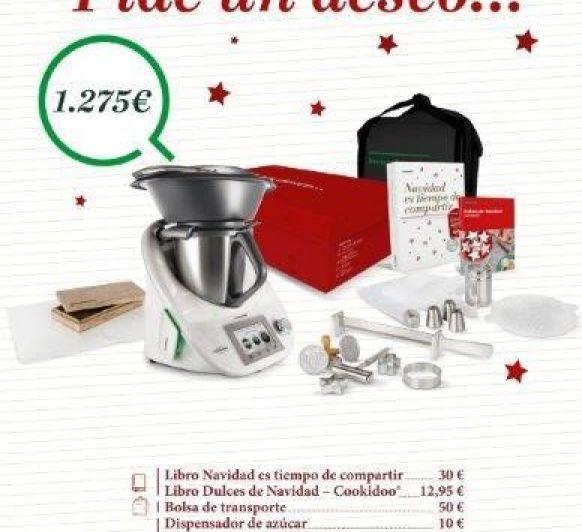 Pide un deseo: Compra Thermomix® en Navidad.